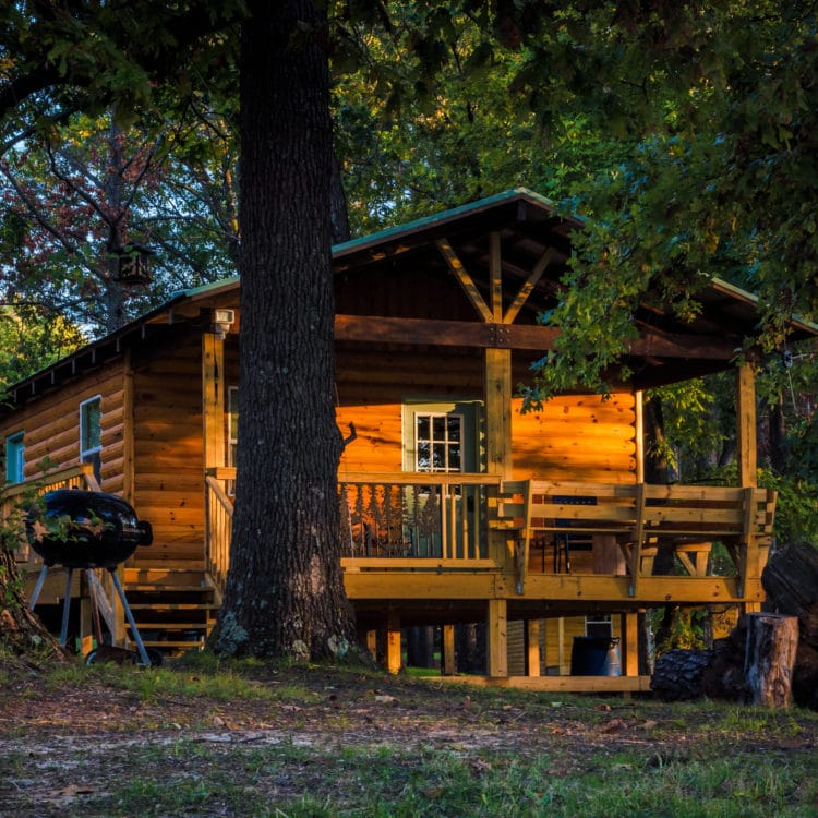 buck bass rend lake cabins your next getaway for spring